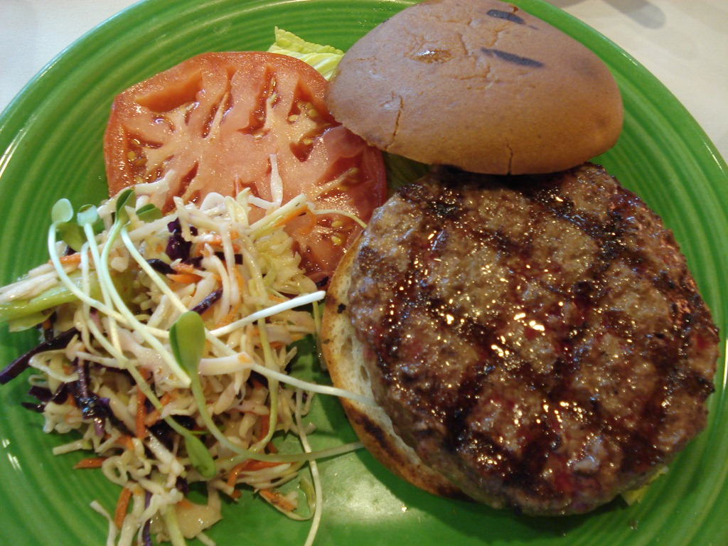 Bison Burgers With Cabernet Onions And Wisconsin Cheddar Recipes ...