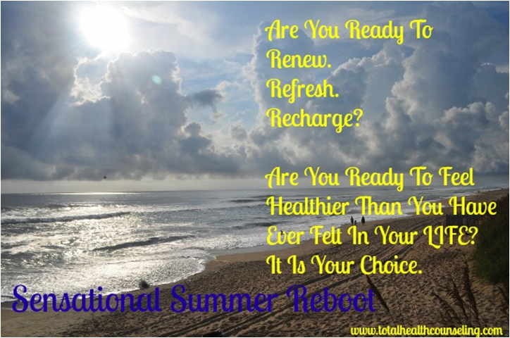 Total Health Counseling Summer Detox