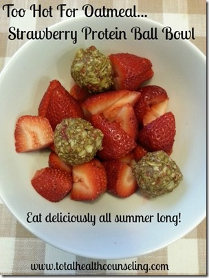 Berries and Protein Balls - picmonkey