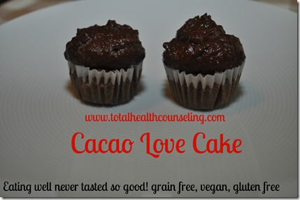 Cacao Love Cakes - pic monkey
